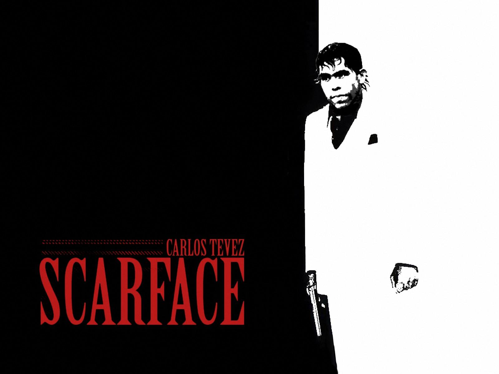 Pics Photos   Scarface Iphone Wallpaper 1600x1200