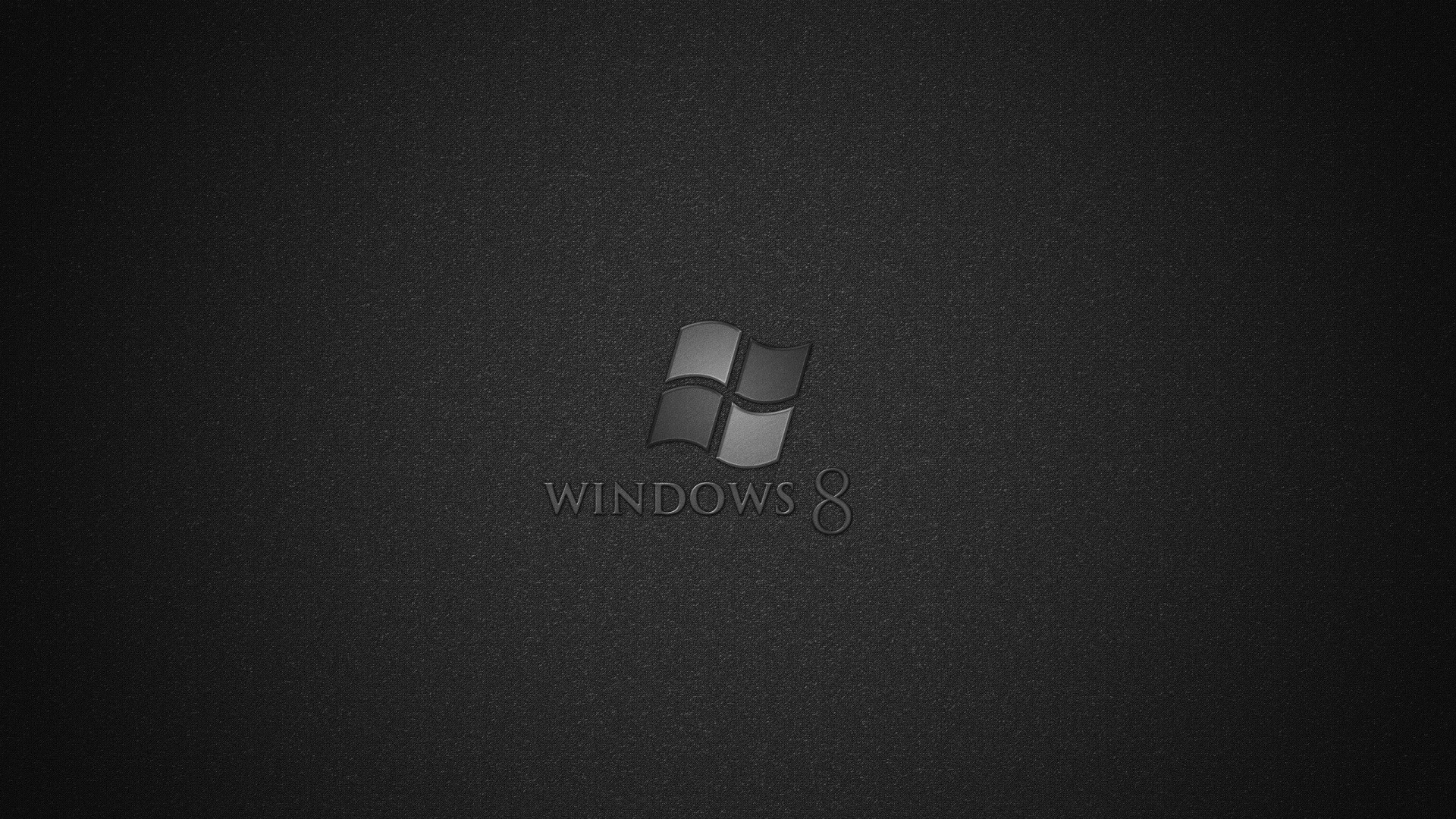 Windows 8 Black Wallpaper downloadwallpaperhdcom 1920x1080