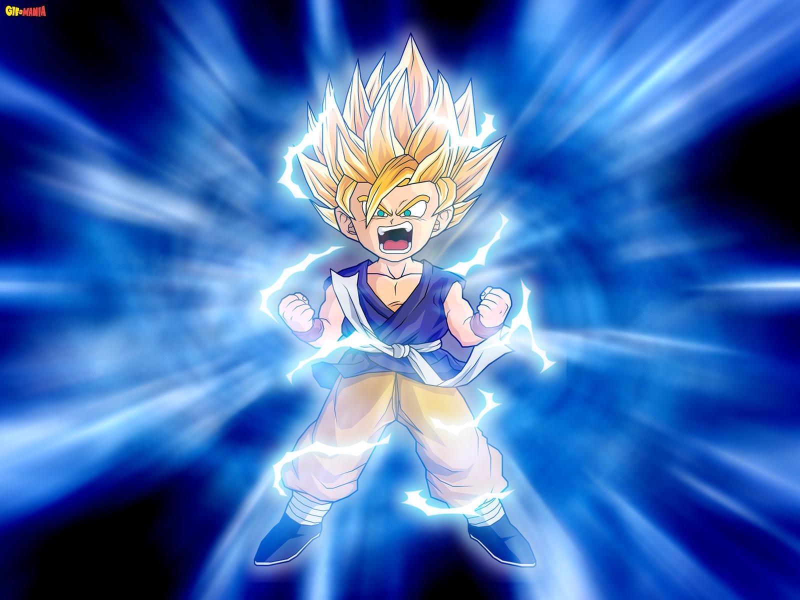 Goku Gt Wallpaper 1600x1200