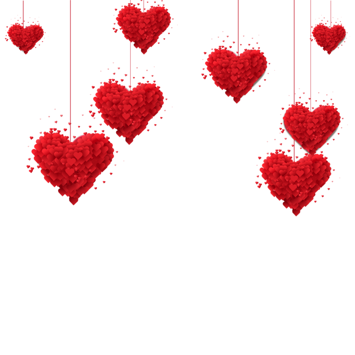 Heart background Wallpaper PNG Image Download searchpngcom 715x715