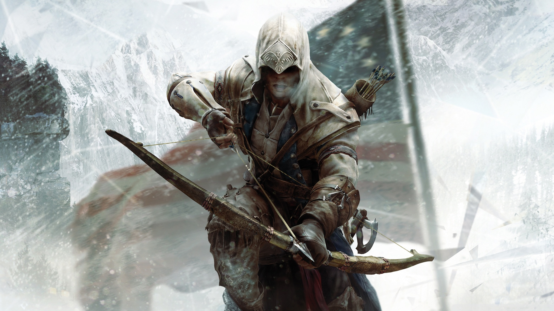 Konu AssassinS Creed III Wallpapers 1920x1080
