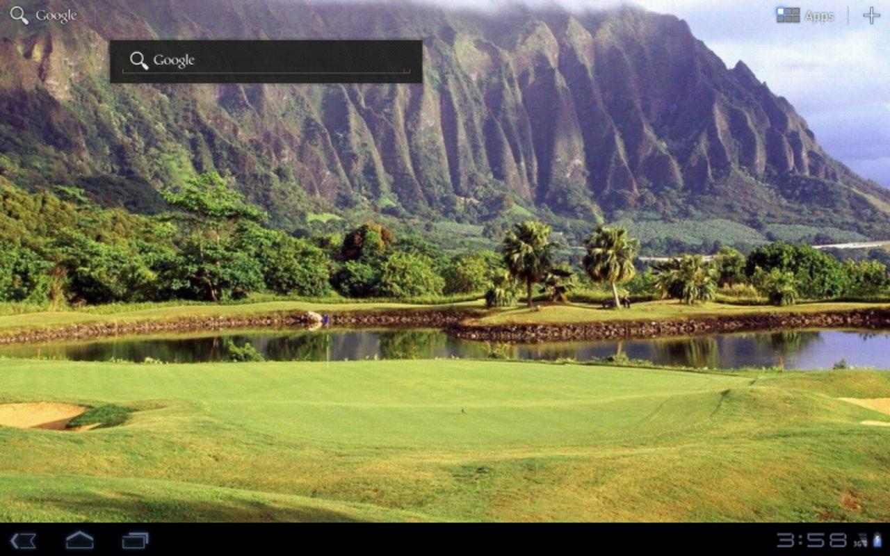 Golf Course Tablet Wallpapers   Android Apps on Google Play 1280x800