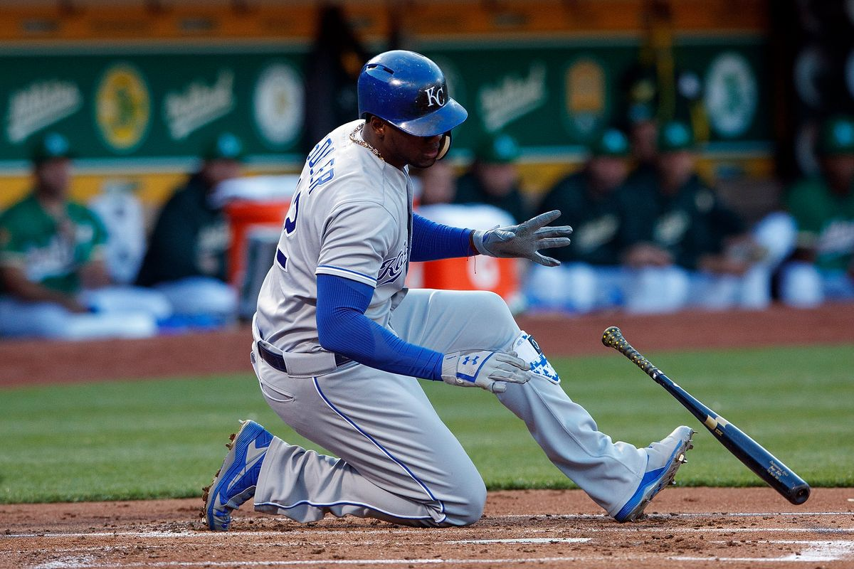 Jorge Soler breaks his left big toe out at least six weeks 1200x800