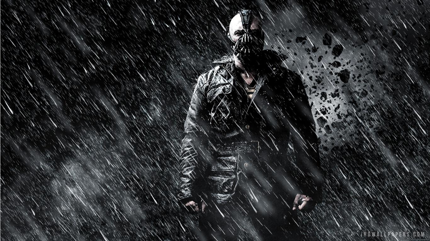 Dark Knight Rises Bane HD Wallpaper   iHD Wallpapers 1366x768