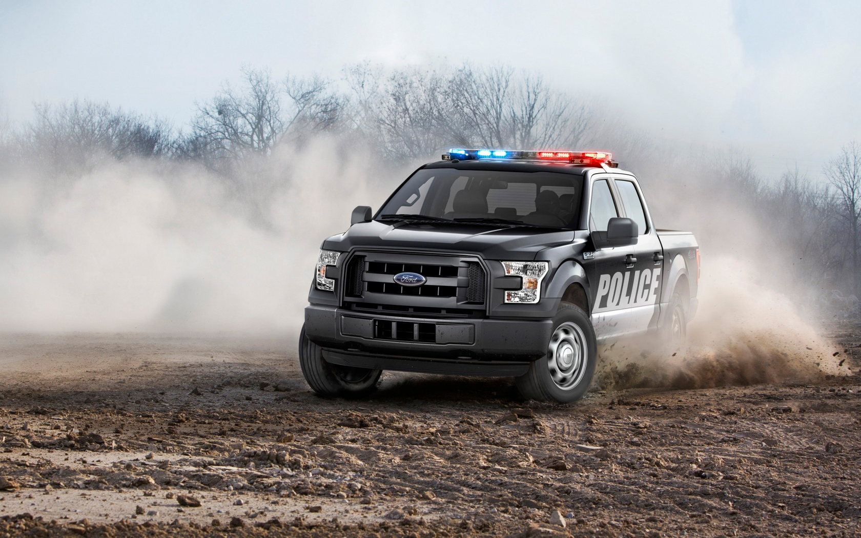 2016 Ford F 150 Special Service Vehicle Wallpapers HD Wallpapers 1680x1050