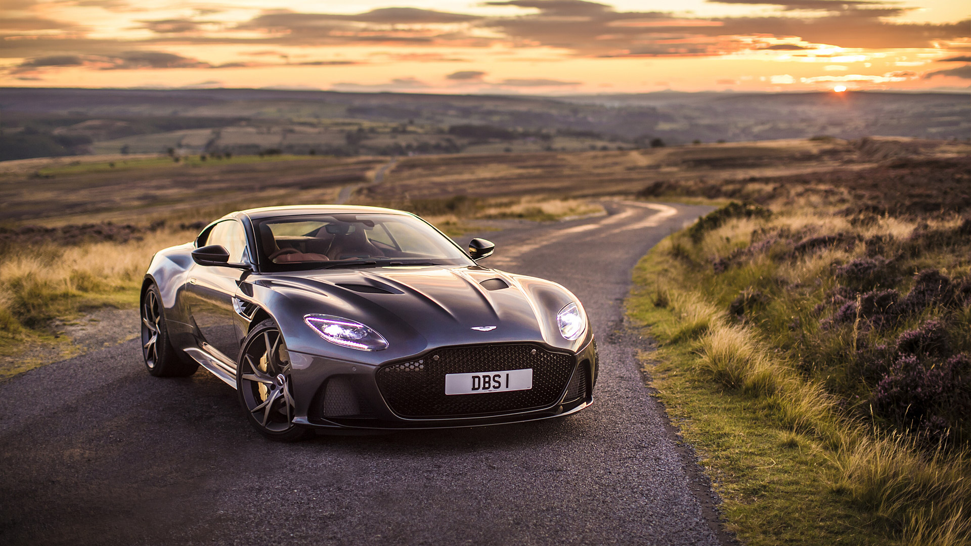 2019 Aston Martin DBS Superleggera Wallpapers HD Images   WSupercars 1920x1080