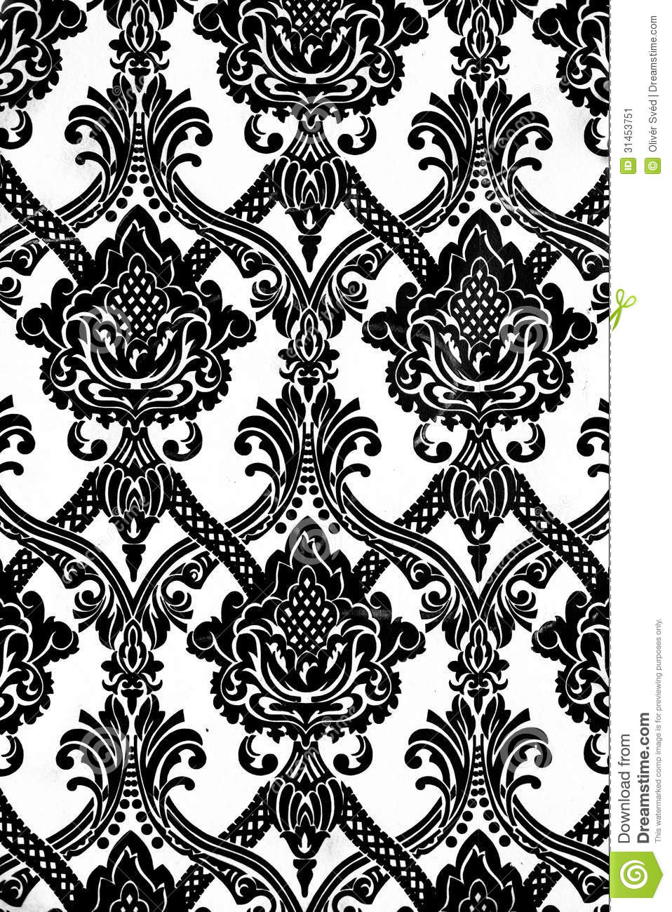 Wallpaper Pattern Vintage Black And White Amazing Wallpapers 958x1300