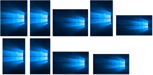 Where are Wallpapers and Lock Screen images stored in Windows 10 500x246