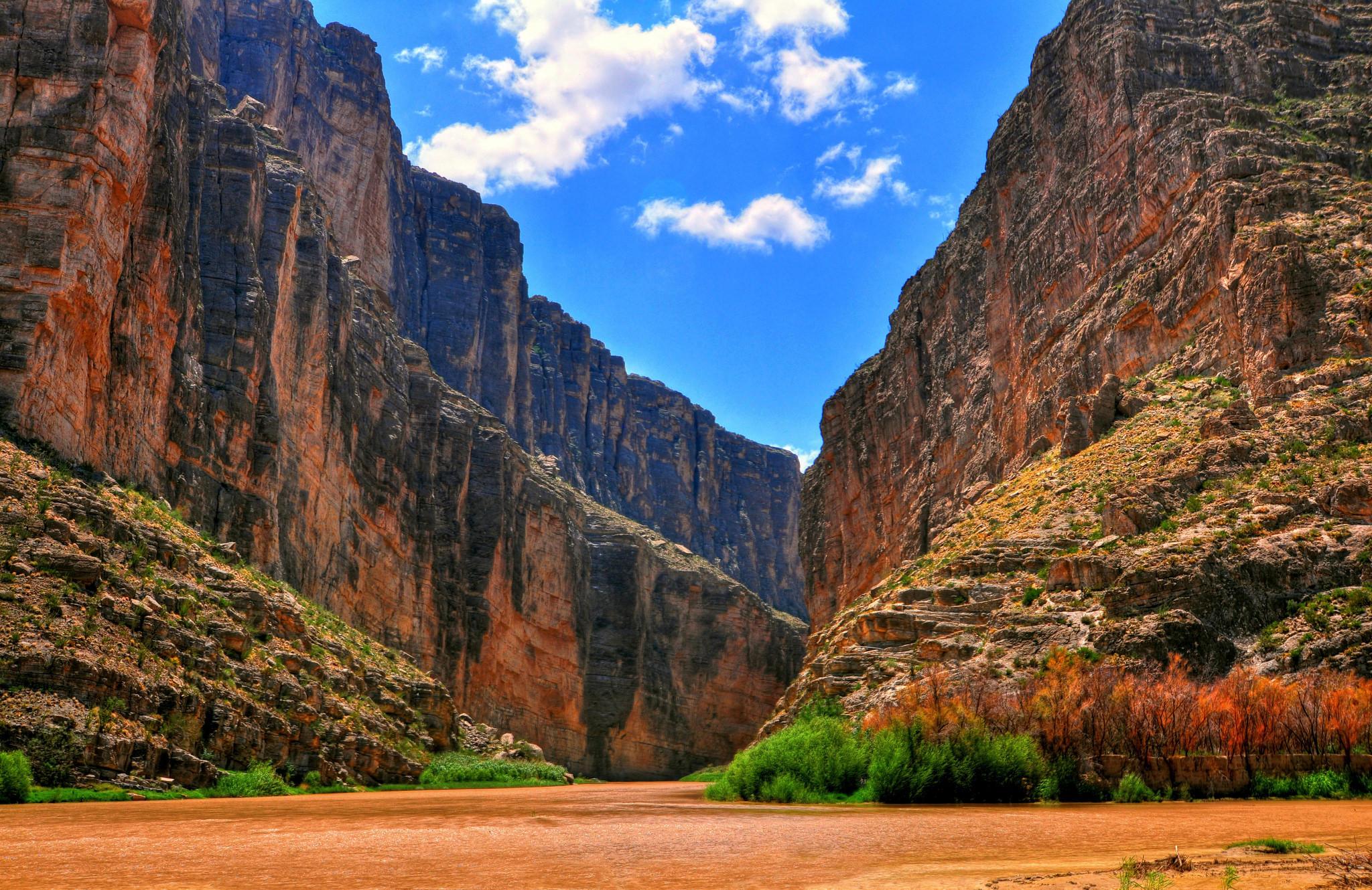 Big Bend National Park wallpaper 2048x1330