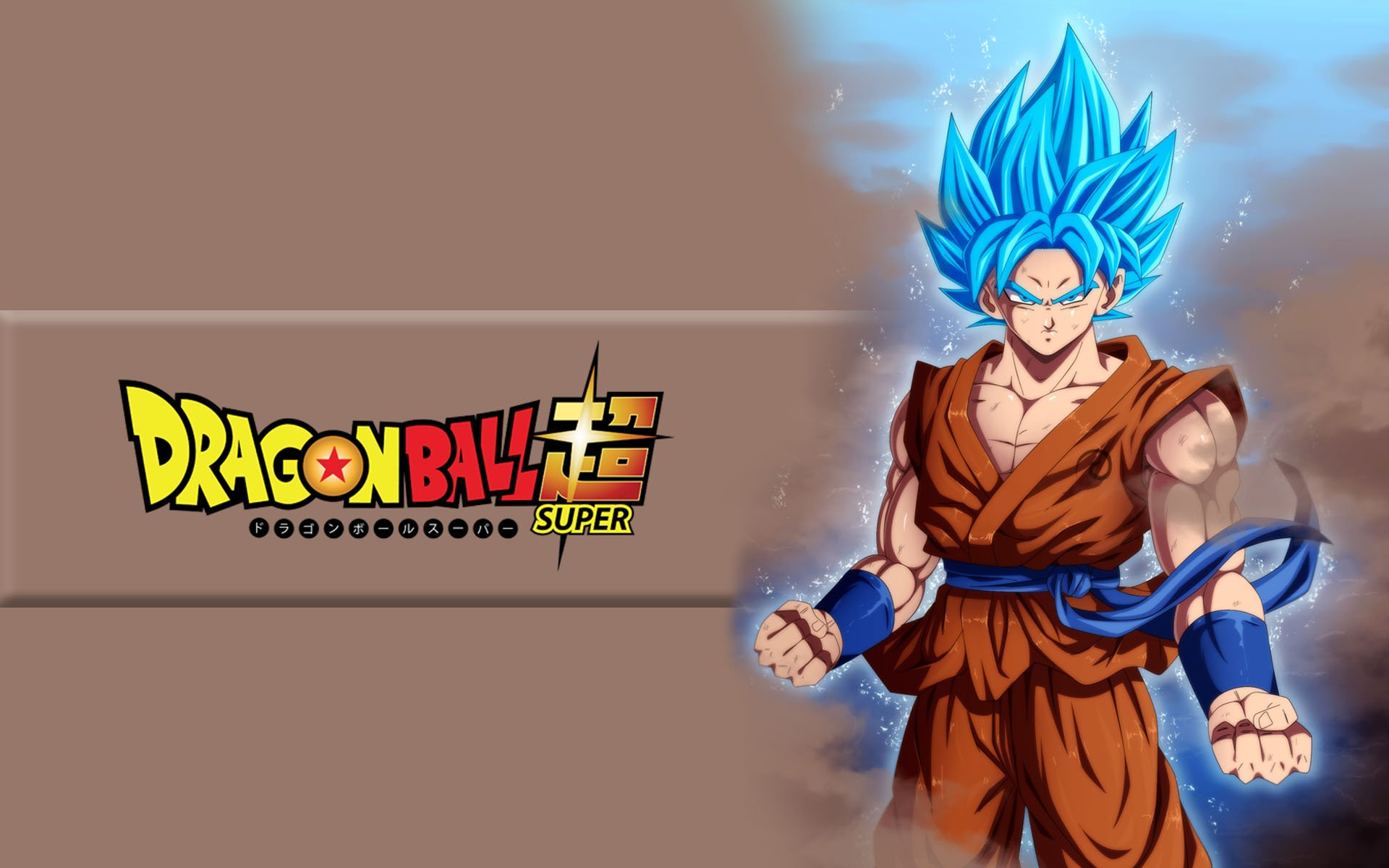 Dragon Ball Super Wallpaper 1920x1200
