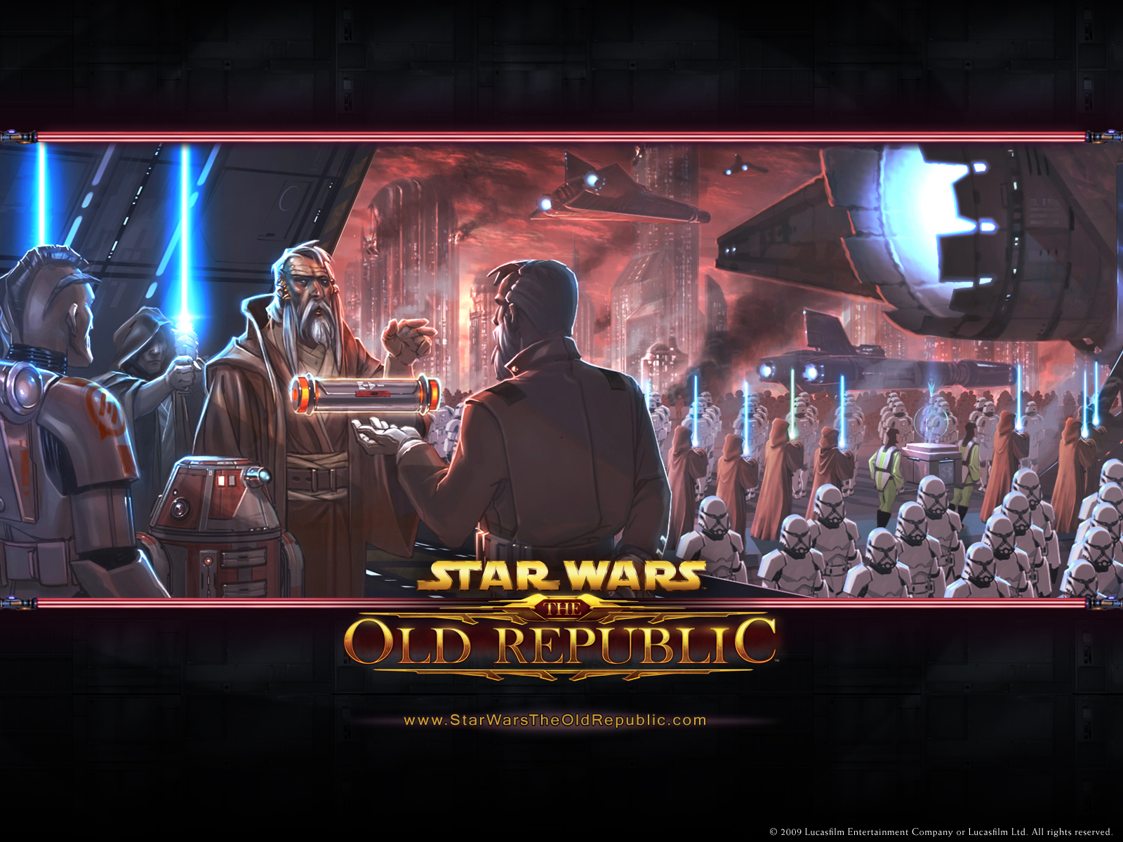 Star Wars The Old Republic Wallpaper Collection IIDownload Wallpaper 1600x1200