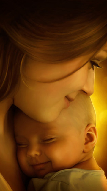 Free Download Tags Mother With Baby 360x640 Wallpaper360x640 Wallpaper Screensaver 360x640 For Your Desktop Mobile Tablet Explore 47 Babies Wallpapers And Screensavers Wallpapers For Desktop Microsoft Wallpaper And Screensavers