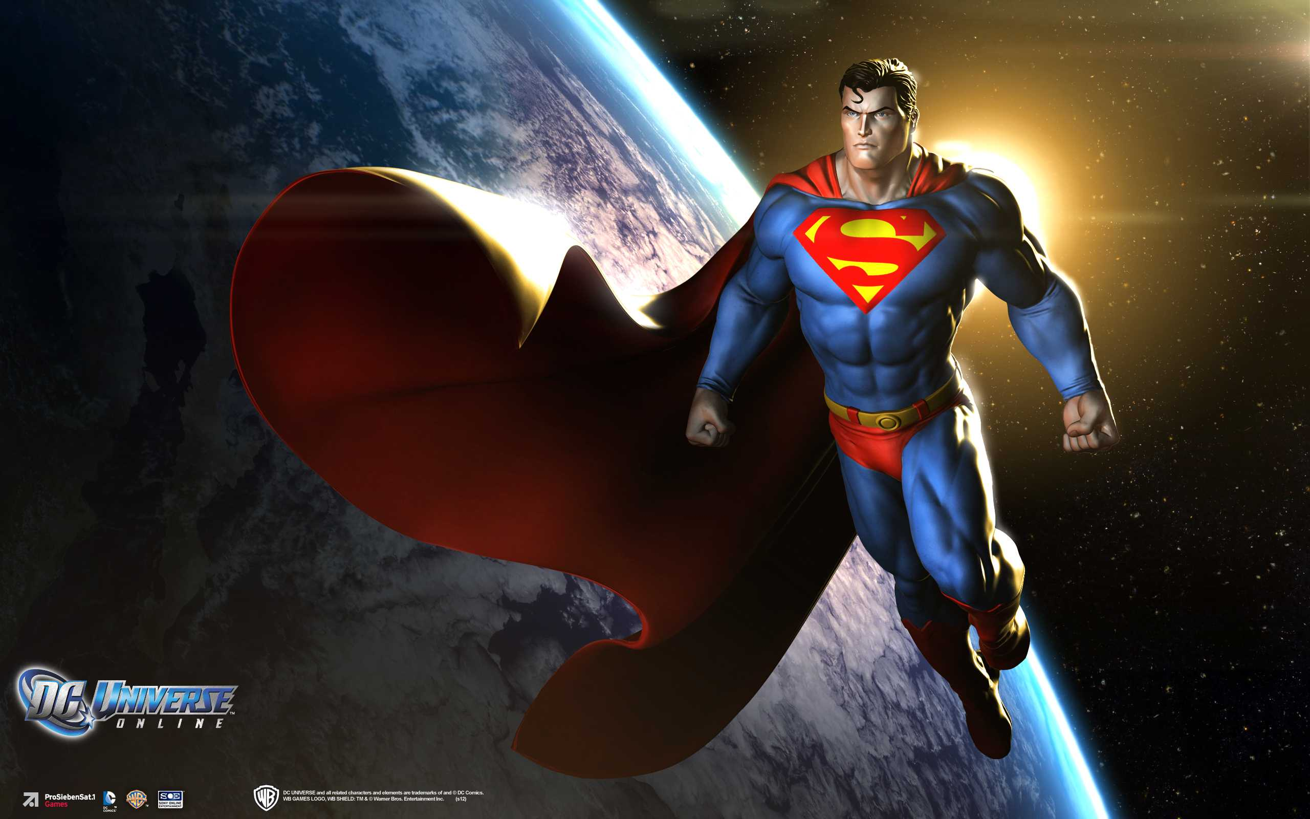 Superman Wallpaper HD Best Collection For Desktop Mobile 2560x1600