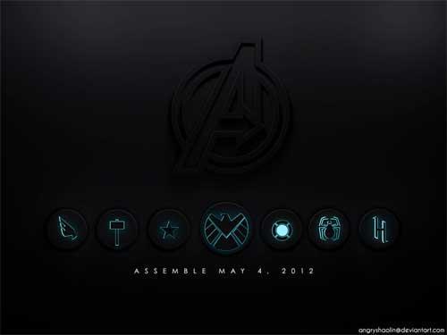 18  The Avengers Black Widow HD Wallpaper by nitinchamp 500x375