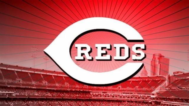 Pin Cincinnati Reds 1920x1080 Logo Wallpaper 640x360