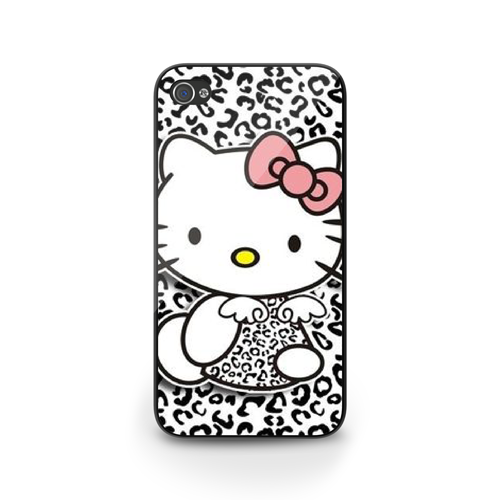 Cute Hello Kitty Wallpaper   FoxerCasesPhone Case Covers for iPhone 500x500