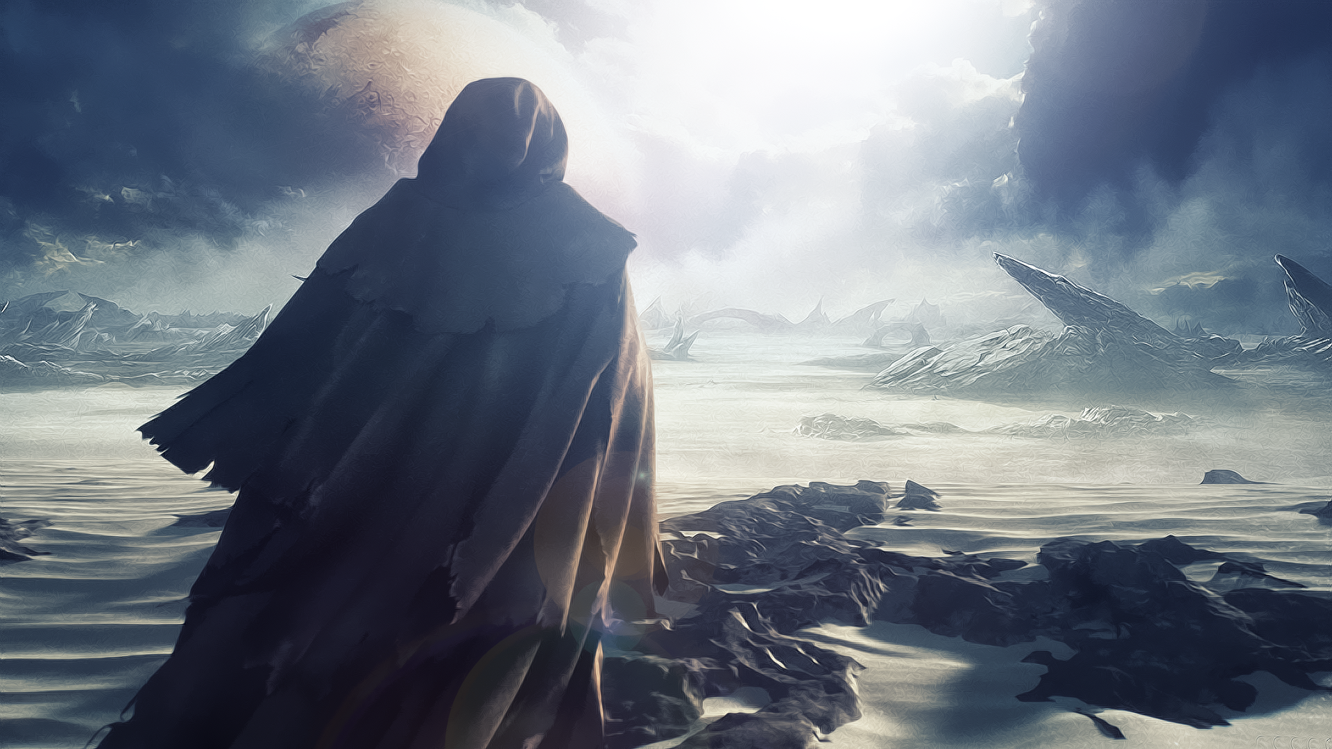 Halo 5 Wallpaper by KingAirsoftSniper 1920x1080