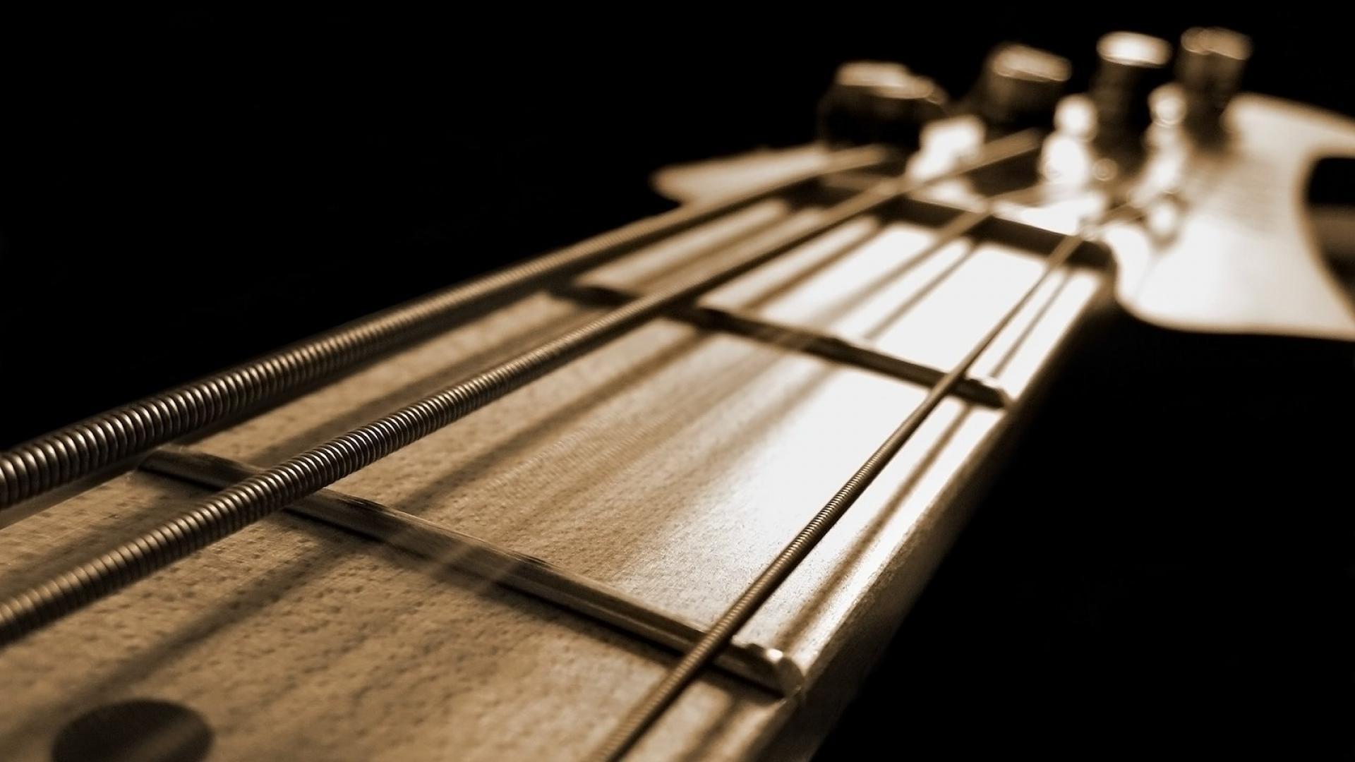 Bass Guitar Wallpapers 1920x1080
