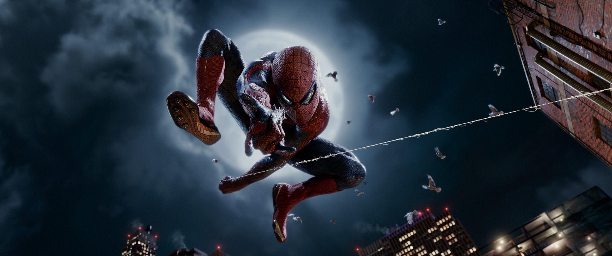 The Amazing Spider Man [2012] Farrows 360 2048x858