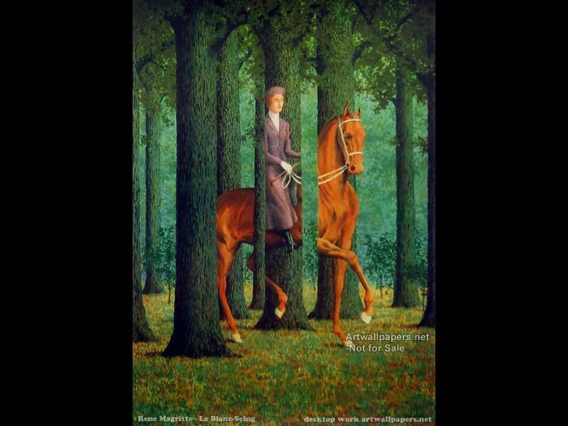 Rene Magritte Wallpaper Poster Art Prints 800x600