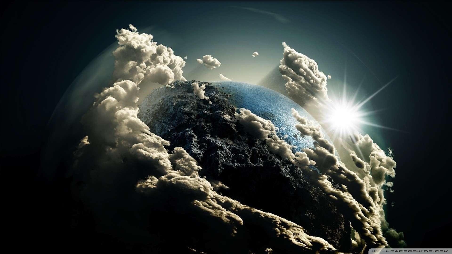 Earth Wallpaper HD 1080p - WallpaperSafari
