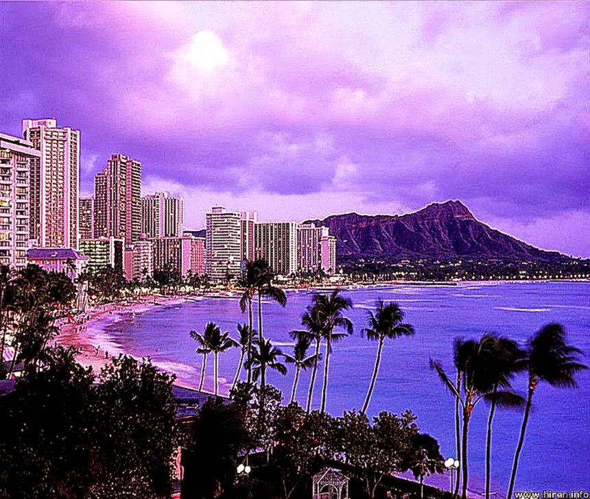 Waikiki Wallpaper