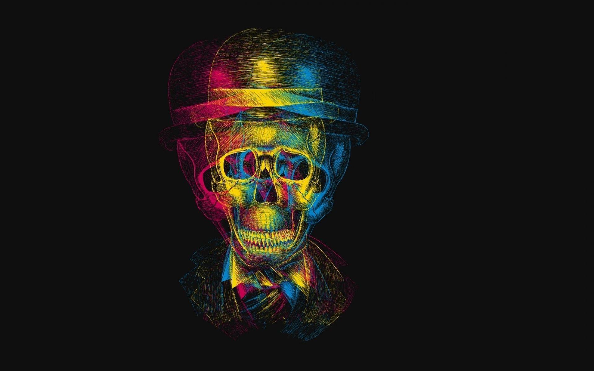 Skull 3d Wallpaper: Skull Wallpaper HD 1080p