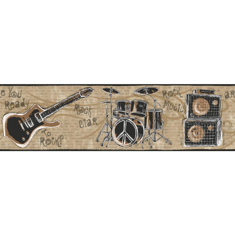 Friends Forever Rock N Roll Border 1000x1000