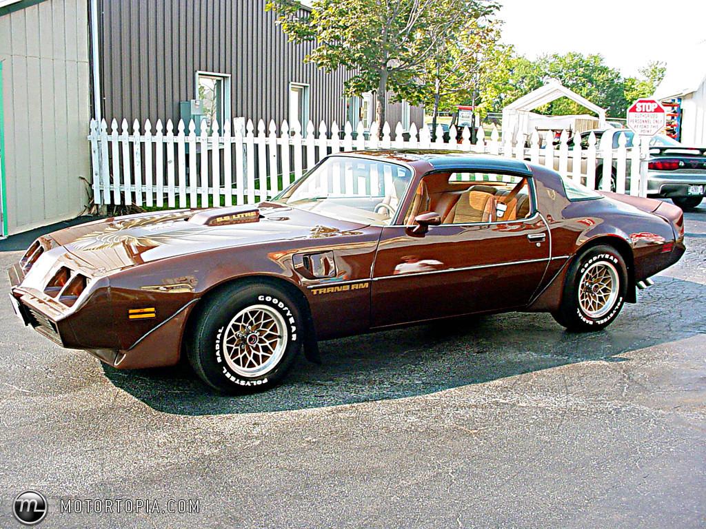 Photo of a 1979 Pontiac Trans Am WS 6 Sir Viver 1024x768