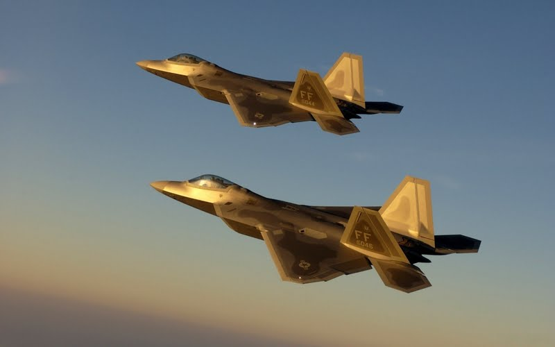 22 Raptor Wallpaper HD aircraft flight clouds sky f 22 raptor 800x500