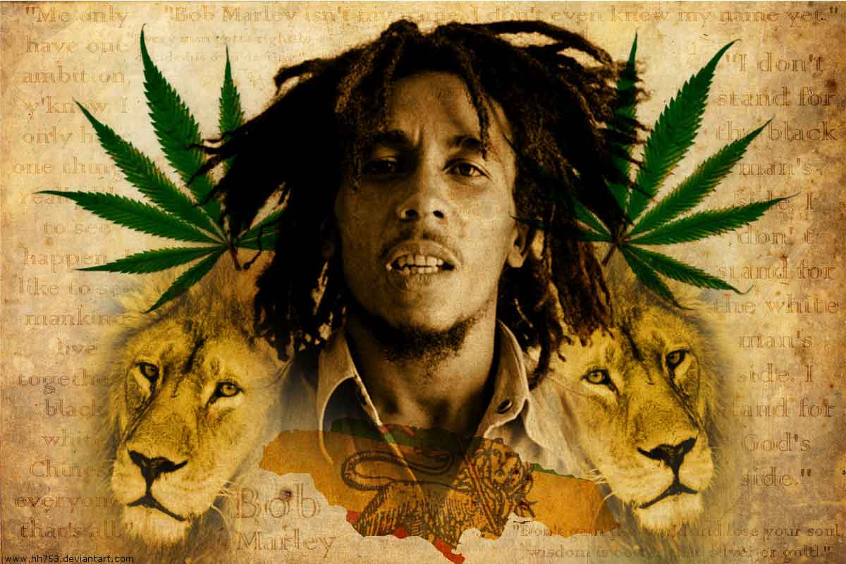 Bob Marley had a number of children: three with his wife Rita, two ...