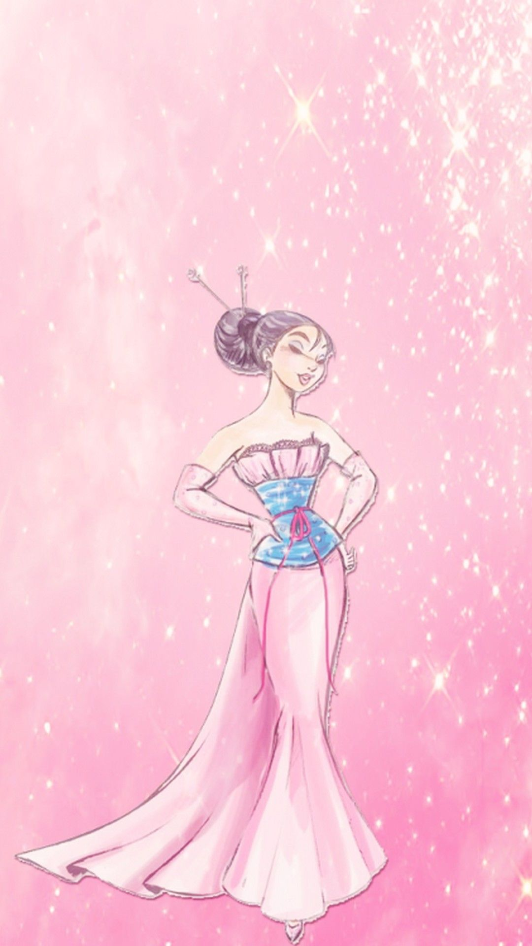 Mulan Disney Mobile Wallpaper Best HD Wallpapers 1080x1920