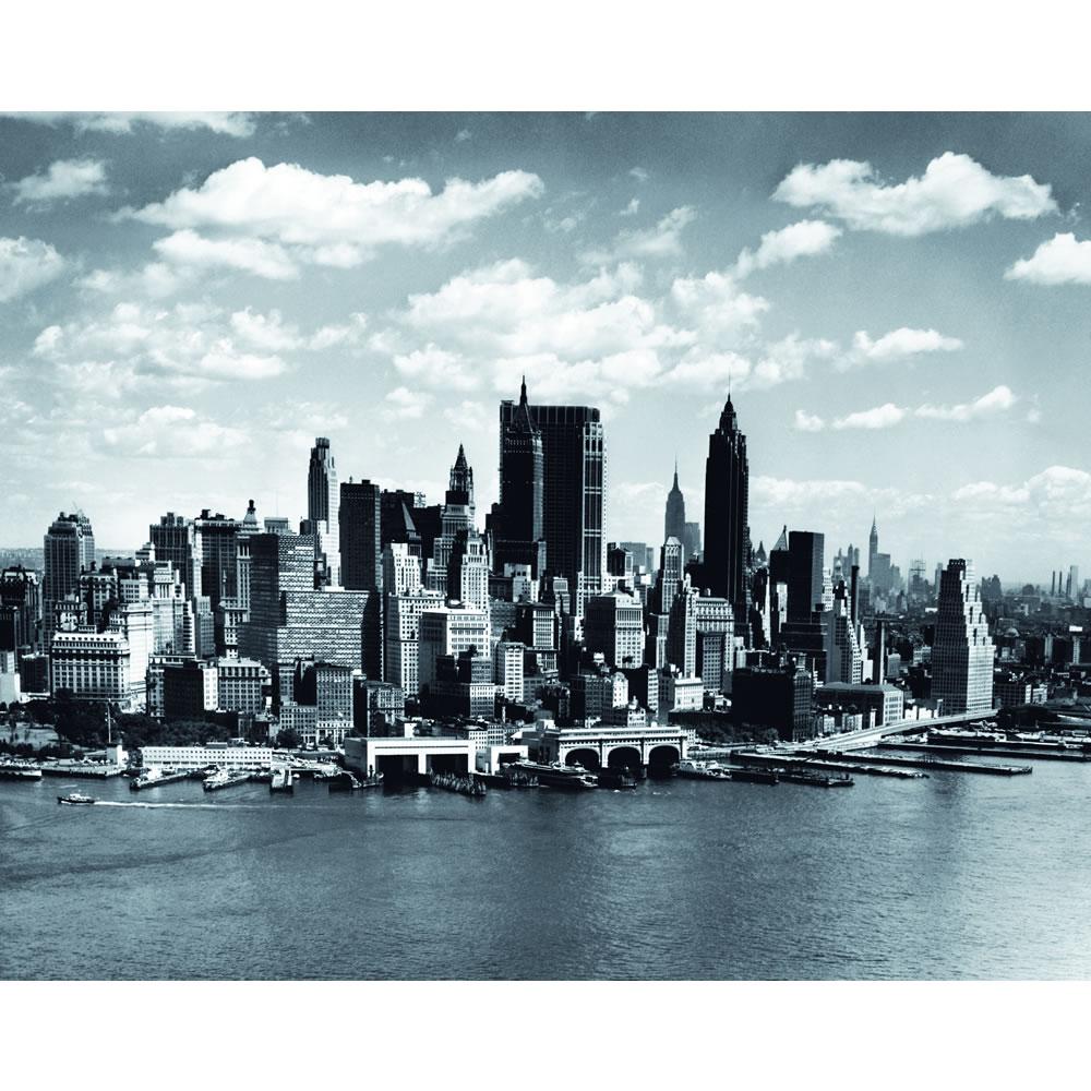 New York Skyline Wallpaper Mural ...