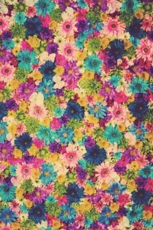 flowers everywhere Fundo para fotografia Imagem de fundo para 640x960