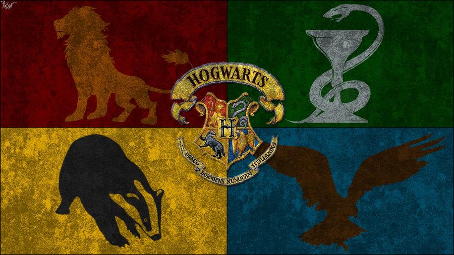 Hogwarts Logo Wallpaper Hogwarts House Wallpaper All 900x506