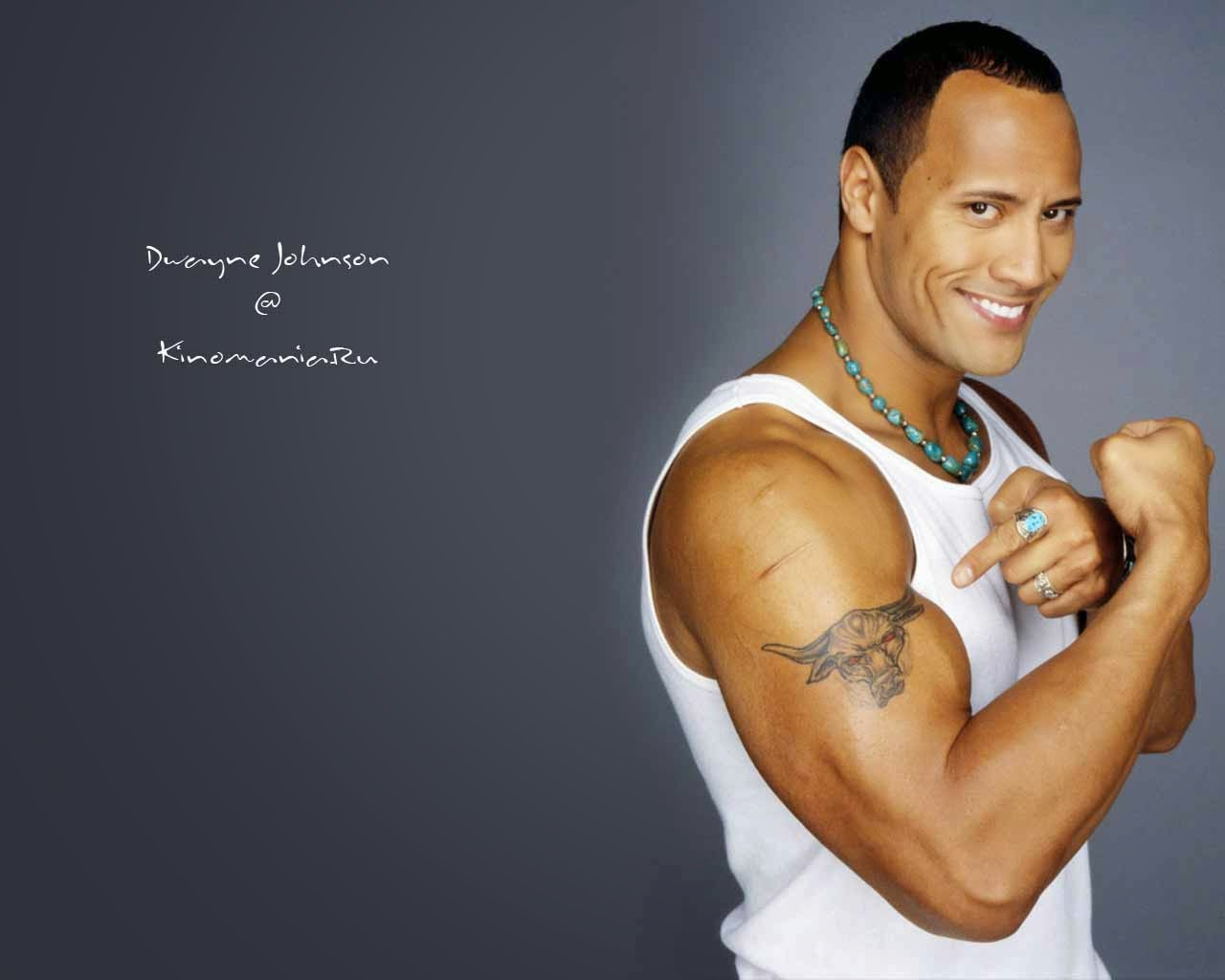Vinis Blog 37th Entry Dwayne The Rock Johnson 1280x1024
