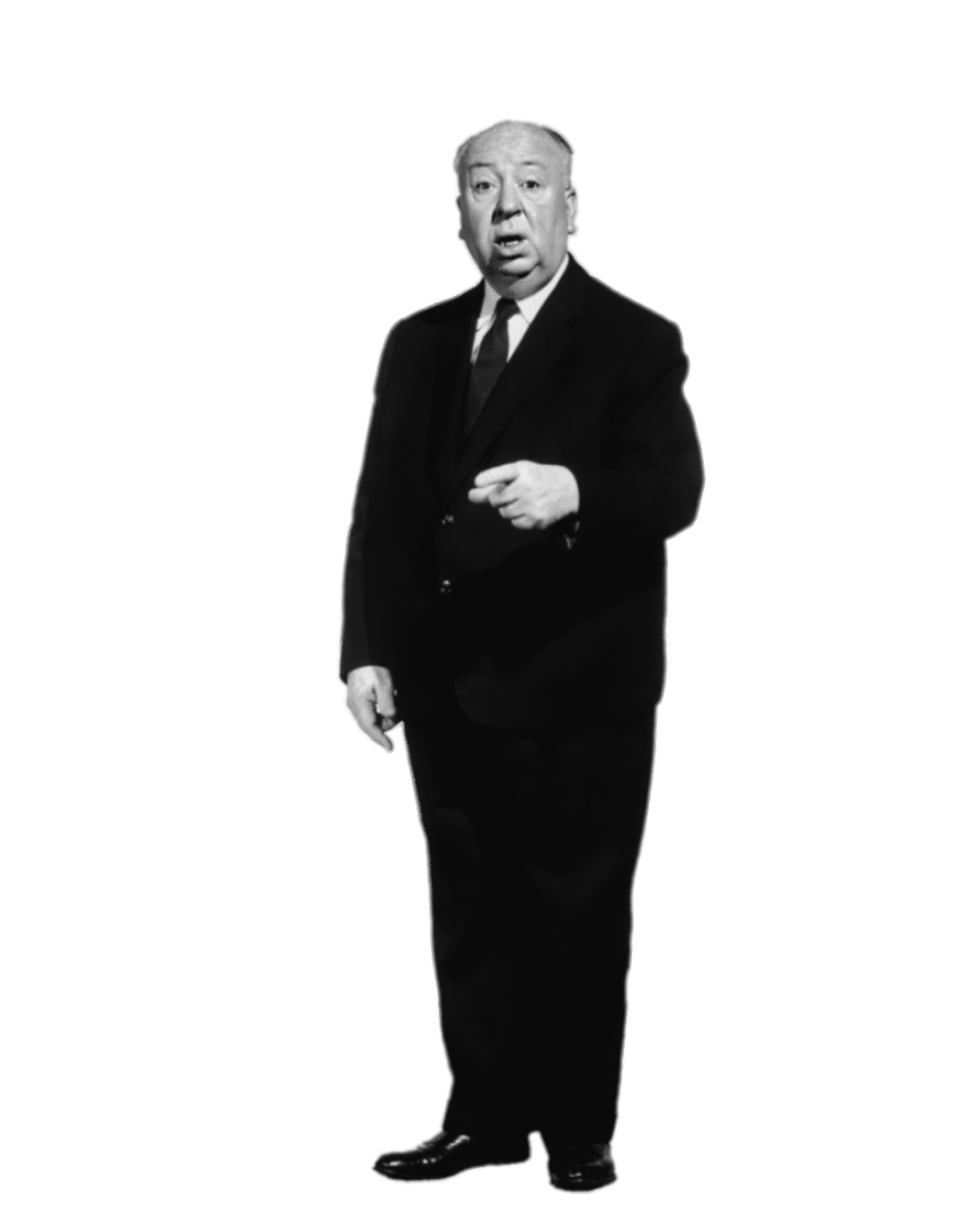 Alfred Hitchcock Full Size transparent PNG   StickPNG 1080x1370