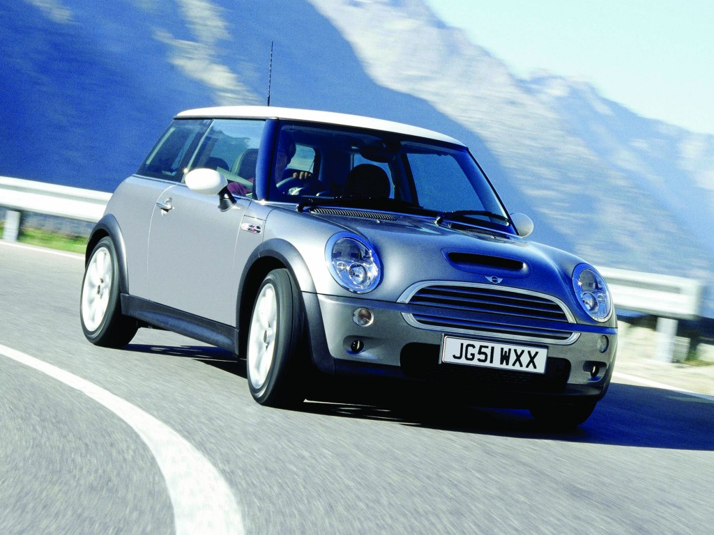 Mini cooper Wallpapers and Backgrounds 1024x768