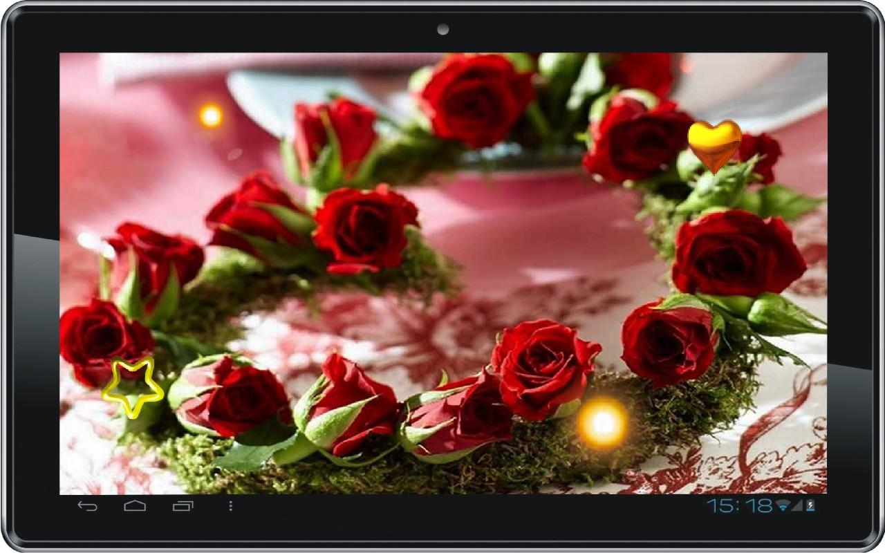 Valentine Roses live wallpaper   Android Apps on Google Play 1280x800