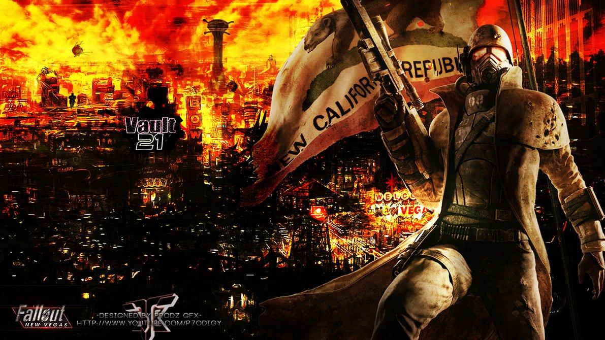 Fallout New Vegas Desktop Background HD1920x1080 by imProDzGFX on 1191x670