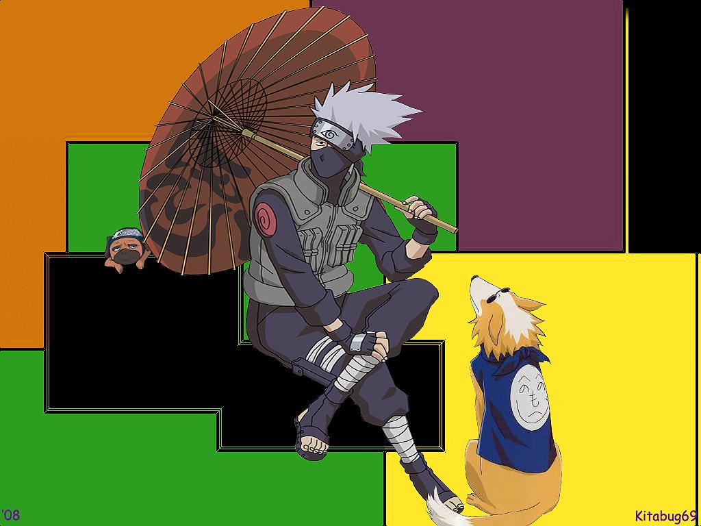 kakashi  sensei   Kakashi Wallpaper 22605028 1024x768