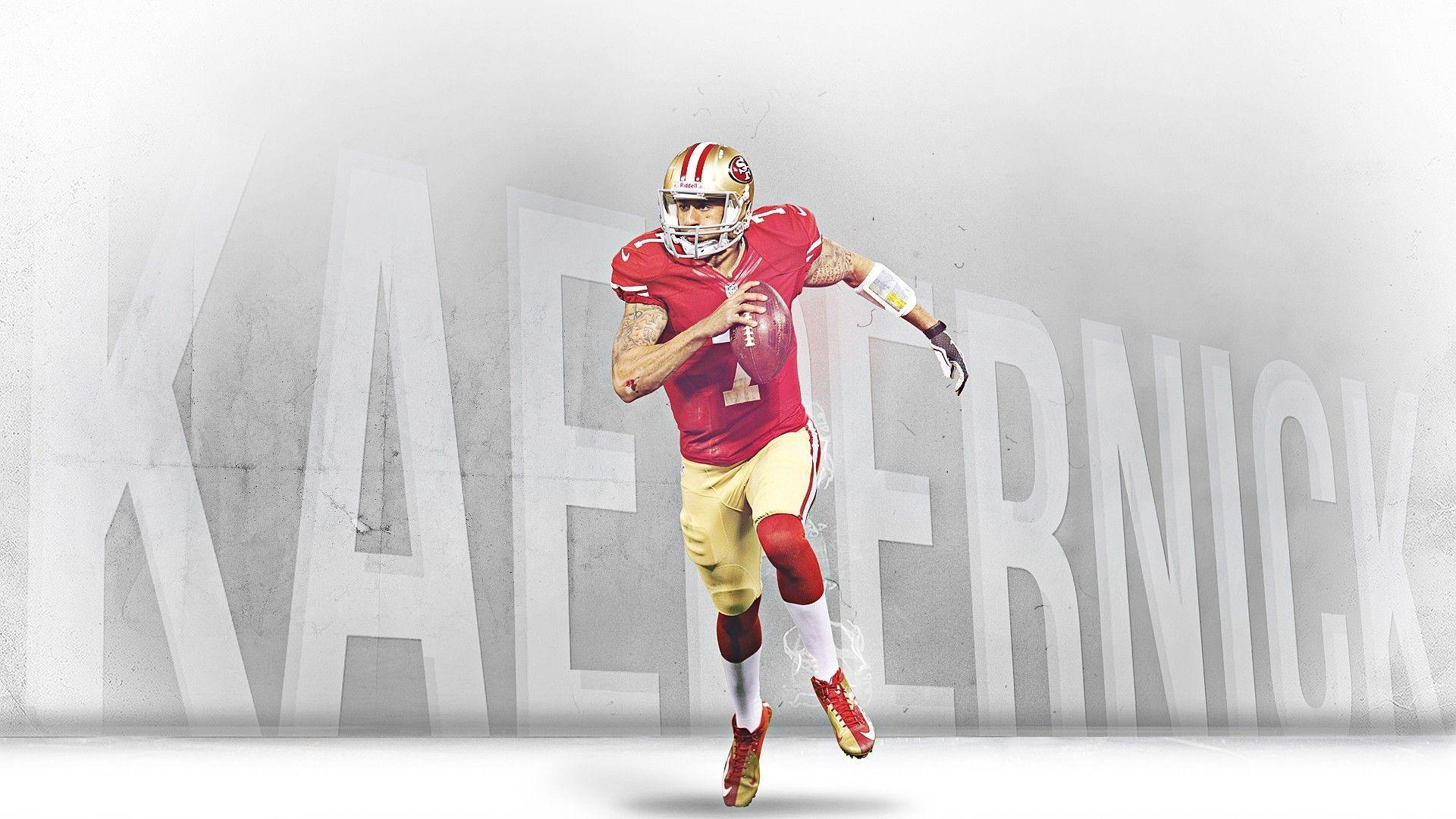 Colin Kaepernick 49ers Wallpapers 1920x1080