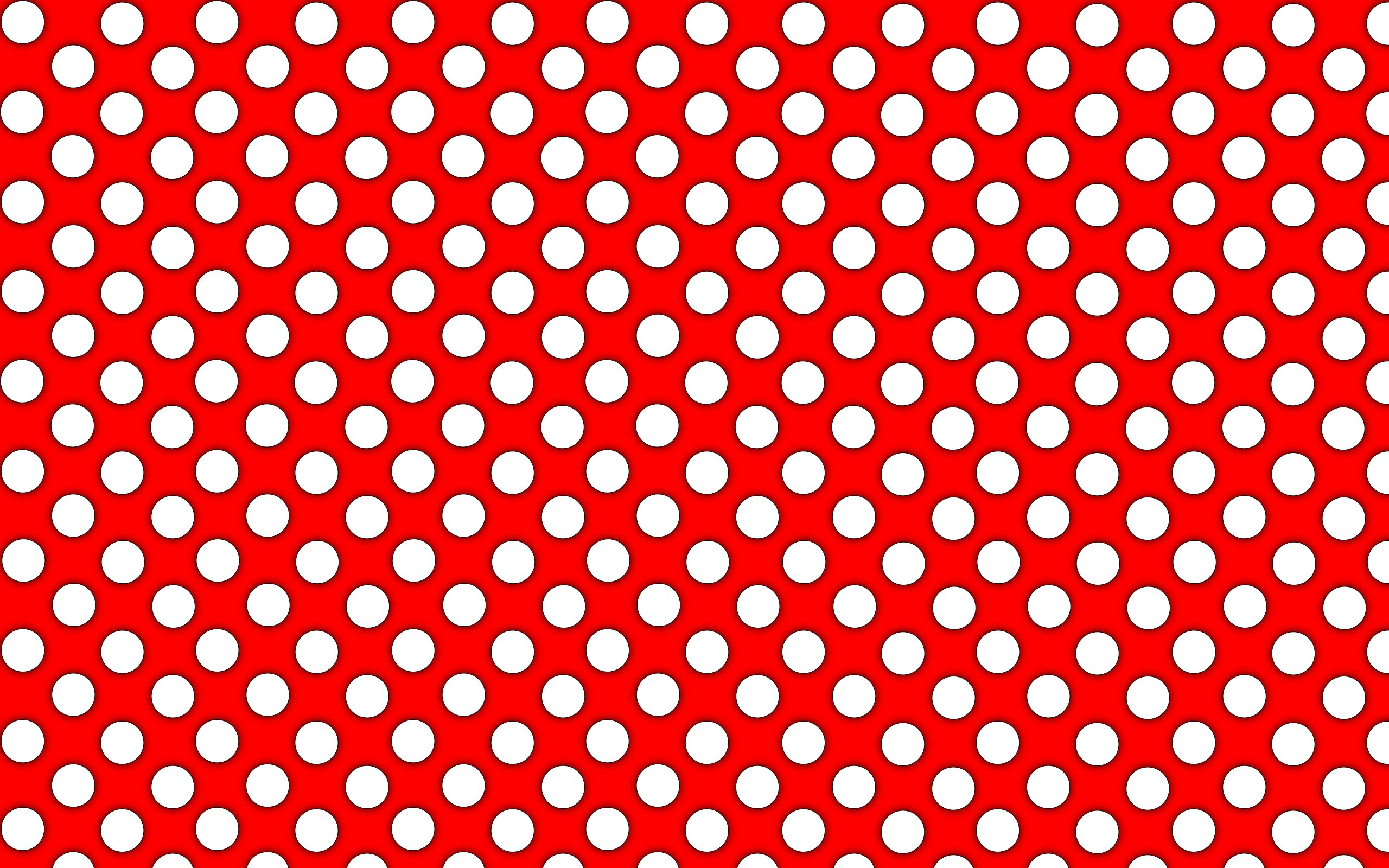 red polka dot wallpaper wallpapersafari