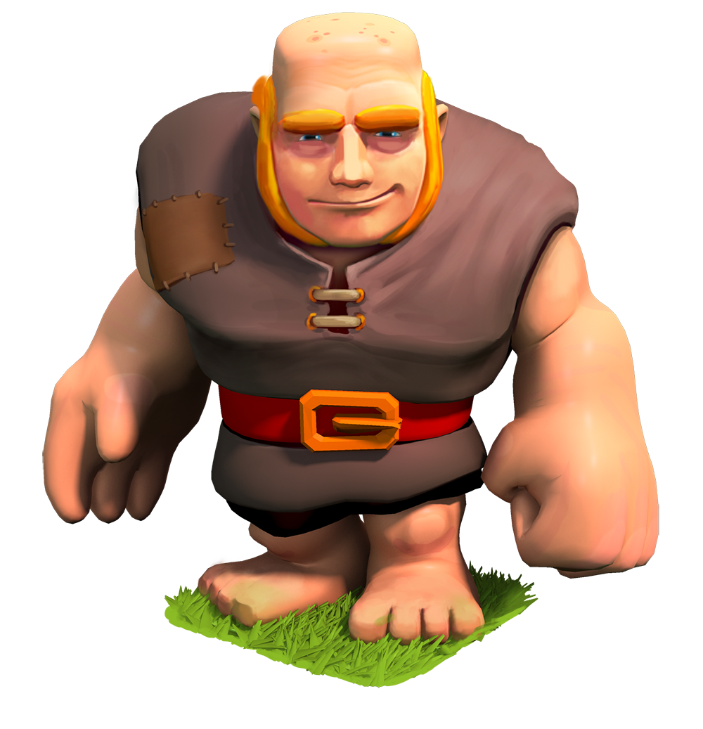 Clash of Clans Giant Pictures Full HD Pictures 1000x1037