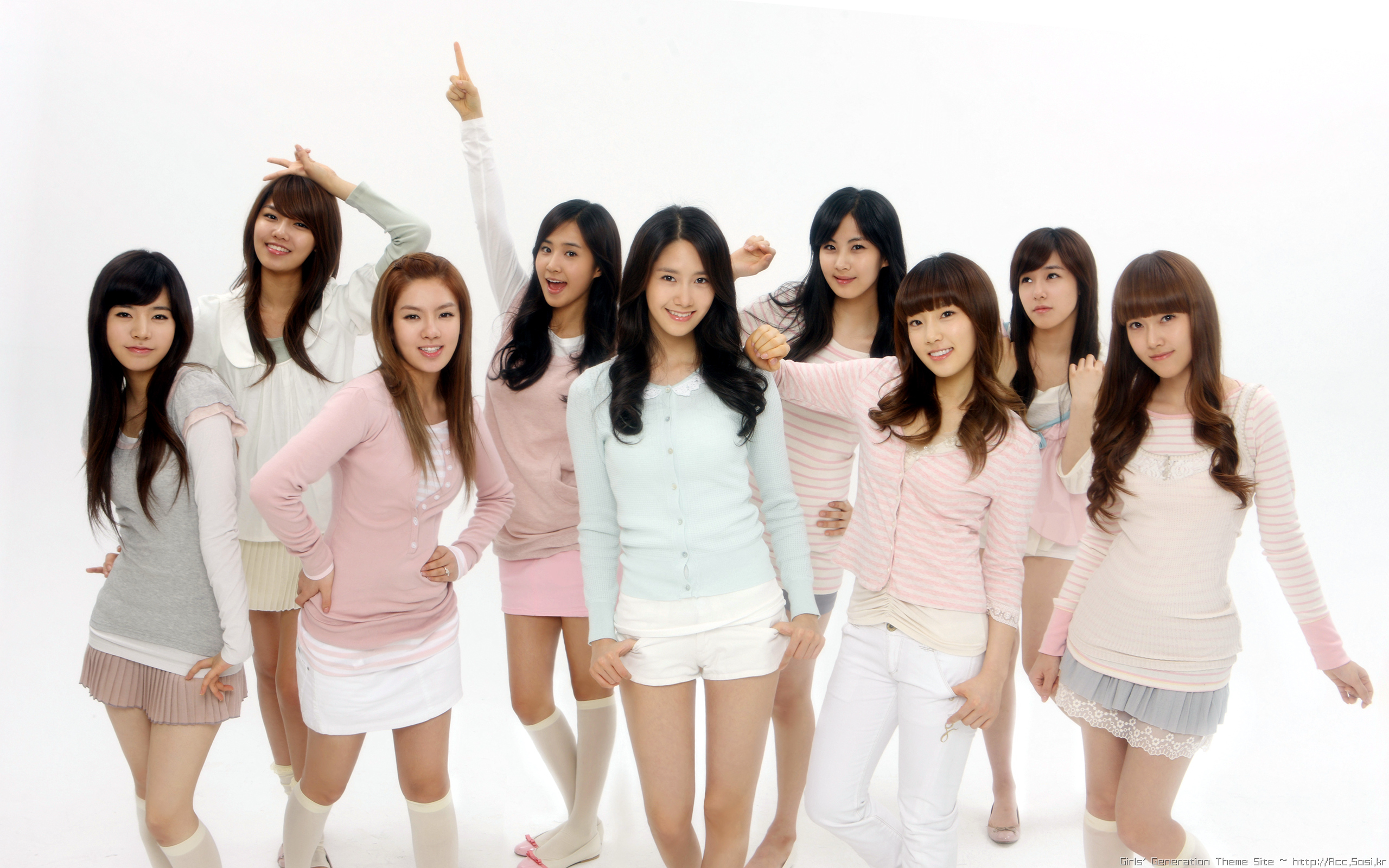 SNSD Korean Girl Band HD Celebrities Wallpapers   SNSD Korean Girl 2560x1600