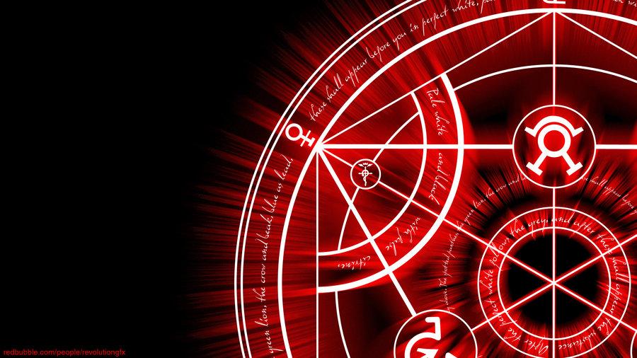 Fullmetal Alchemist Wallpaper by R evolution GFX 900x506
