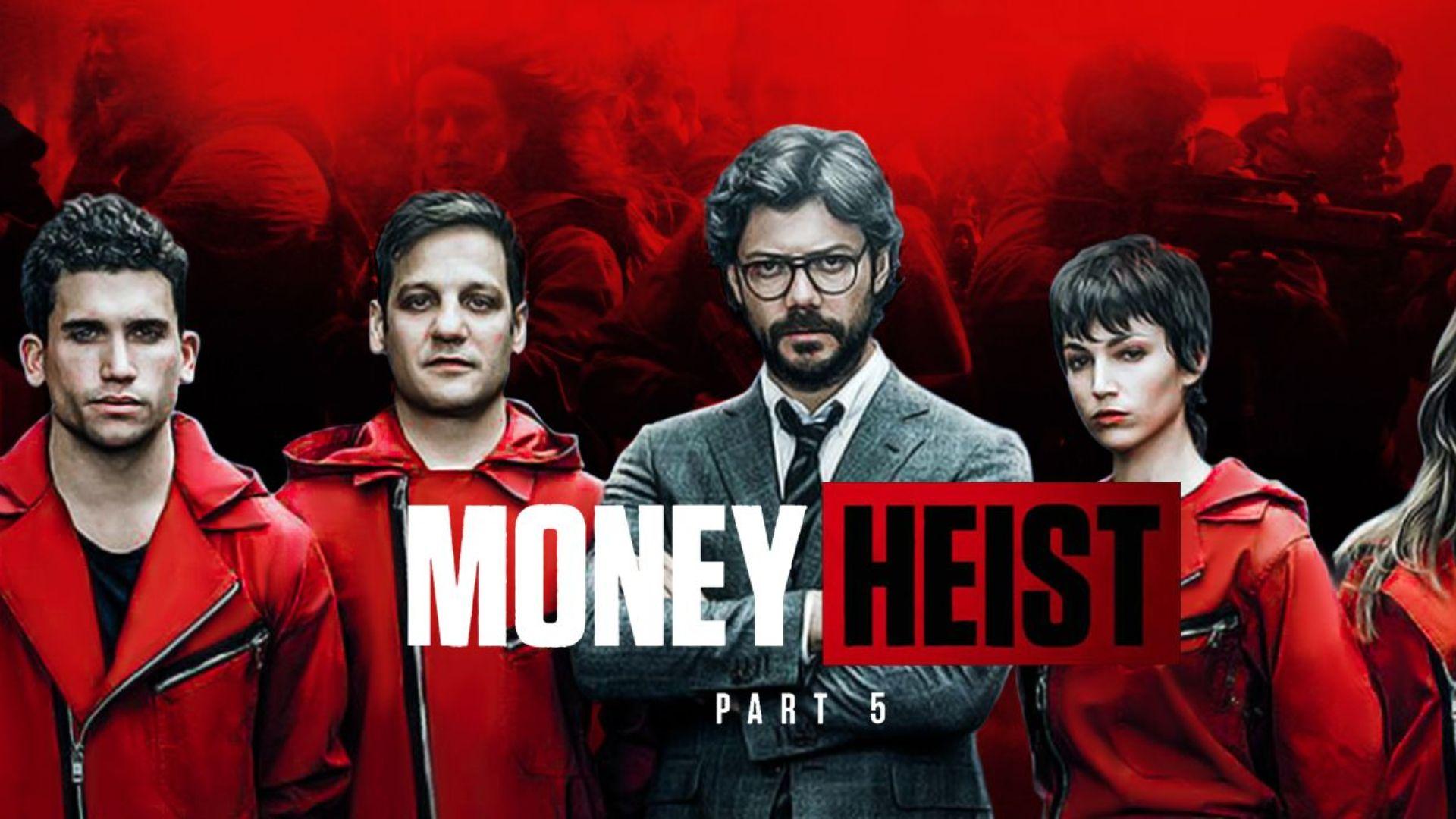Money Heist Season 5 Wallpapers   Top 30 Money Heist Part 5 1920x1080