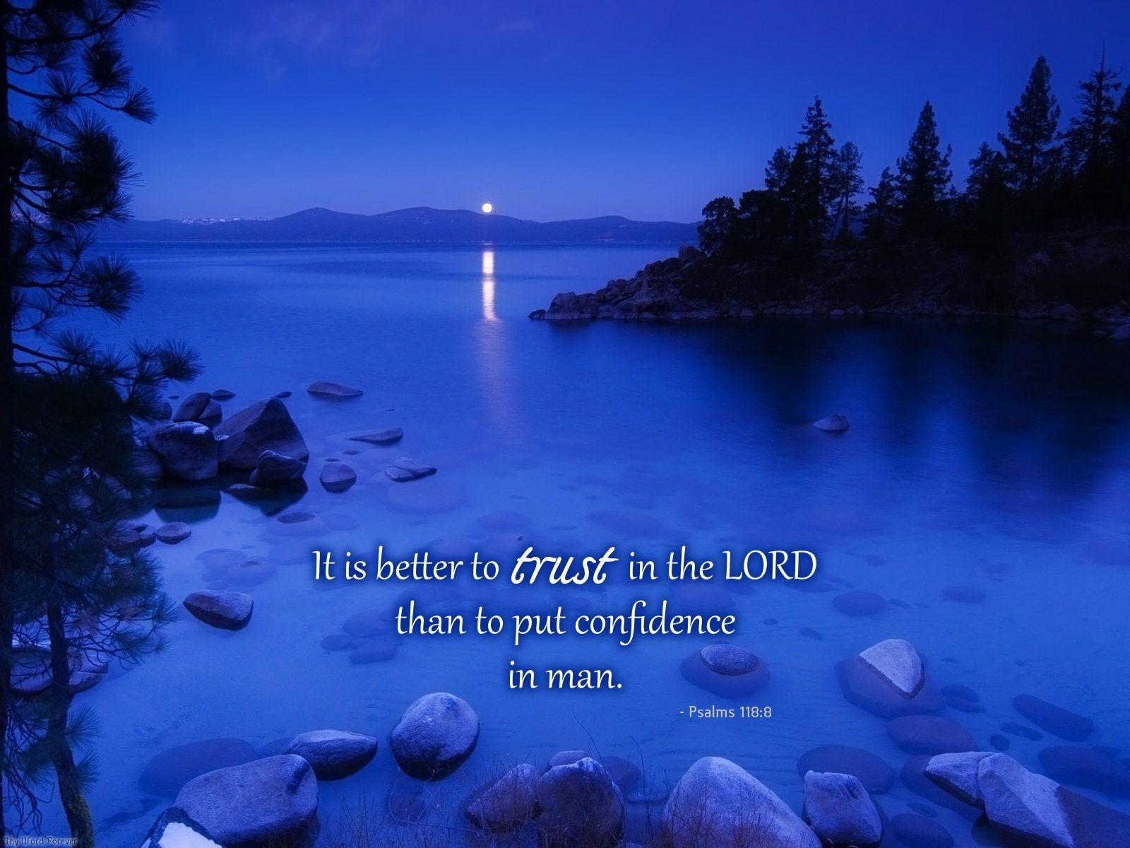 Psalm 118 8 httpwallpaper4godcomenbackground psalms 1188 1600x1200