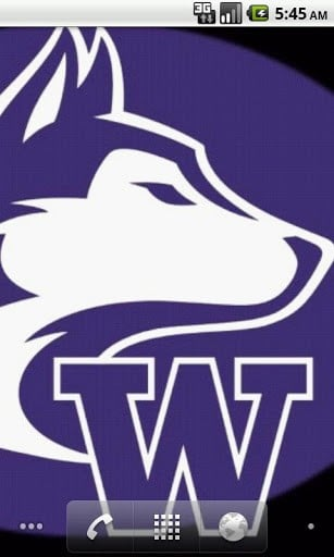 View bigger   Washington Huskies Wallpapers for Android screenshot 307x512
