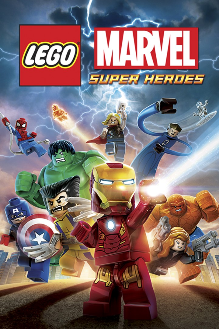 Buy LEGO Marvel Super Heroes   Microsoft Store 720x1080